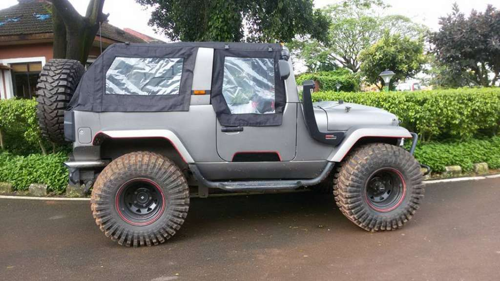 Pin By Raghavendra Shet On Mahindra Mahindra Thar Automotive