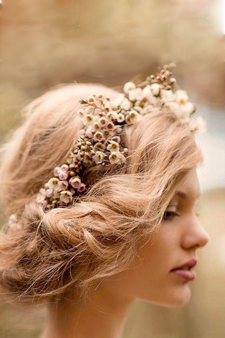 Brautfrisuren: Mit diesen Frisuren bist du die schönste Braut #brautblume