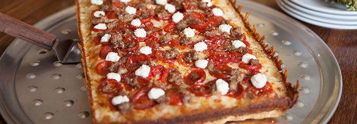 Brown Dog Pizza Telluride Colorado Ski Country Restaurant