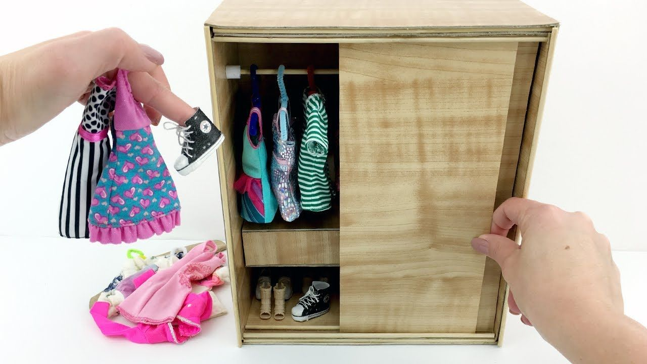 How to Make a Wardrobe or Closet Very Easy for You