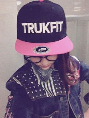 b09b19ff063bd Las mujeres también pueden usar gorras no esta prohibido♥