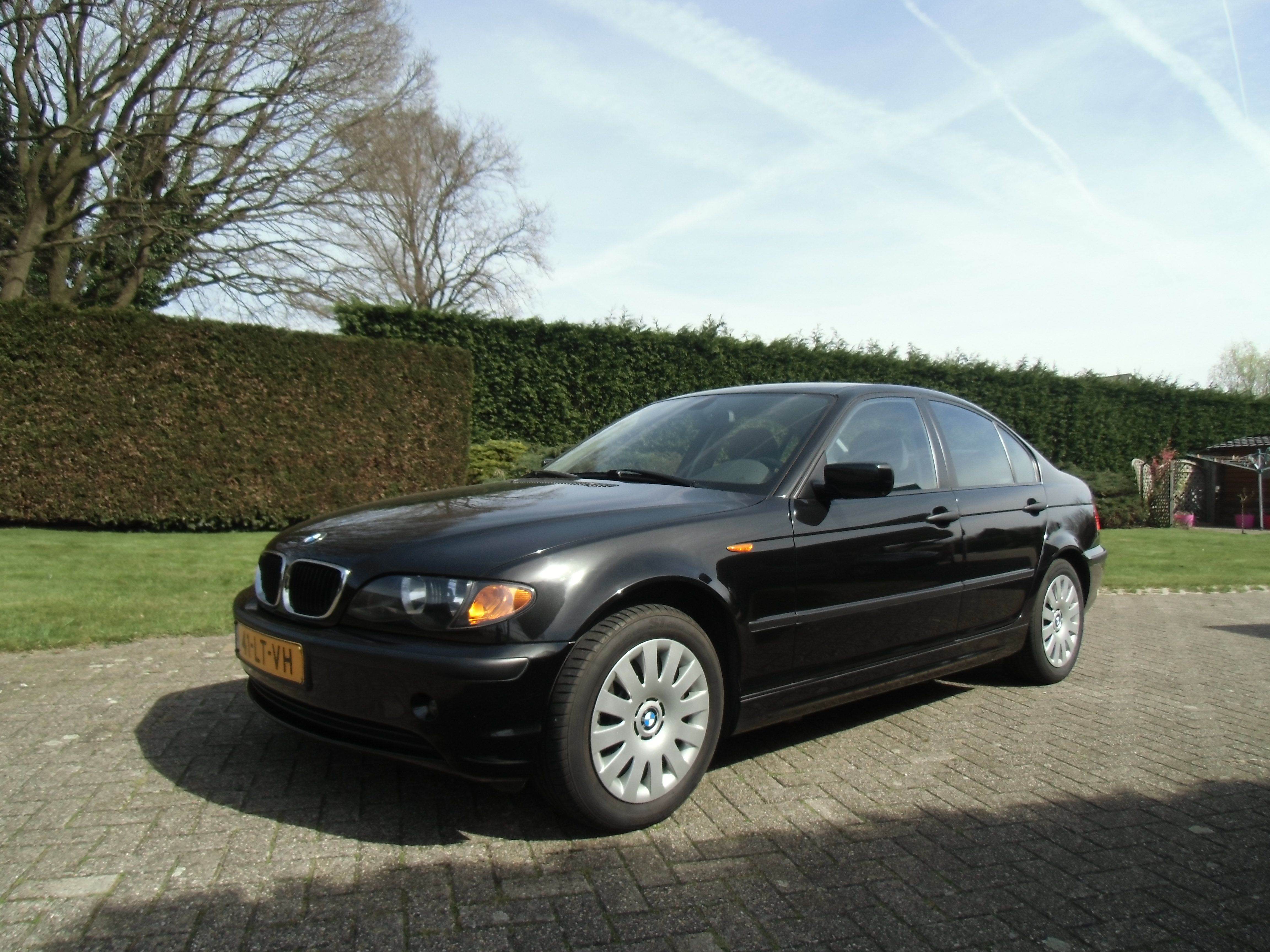 BMW E46 318i exe sedan 2003