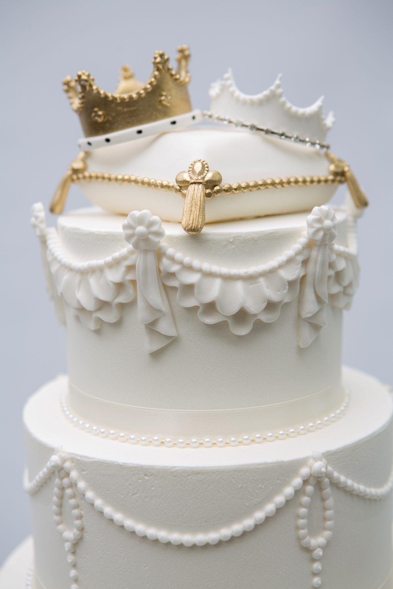 CHL Wedding Cake Trends 2018