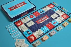 Daytrader: Your new holiday board game