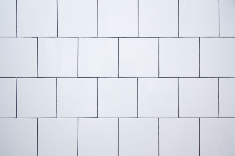 Staining Tile Grout DIY