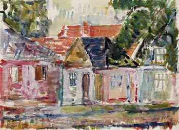 Stary Sącz, domy