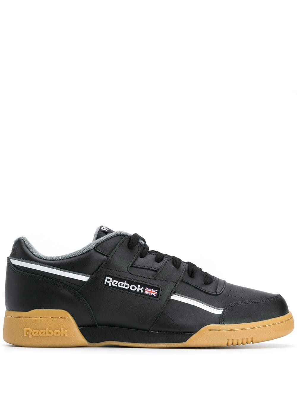 1cc6e0ea2 Reebok Workout Plus MU sneakers - Black in 2019 | Products | Reebok ...