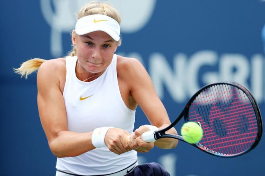 Five Things That May Propel Dayana Yastremska To A Sharp Rise In The Wta Wimbledon Tennis Performance Tennis