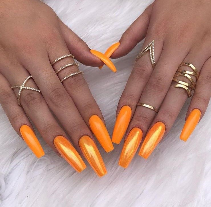 Pin by Brenda Lee on » Unhas ; ♡ | Nail shapes, Unique ...