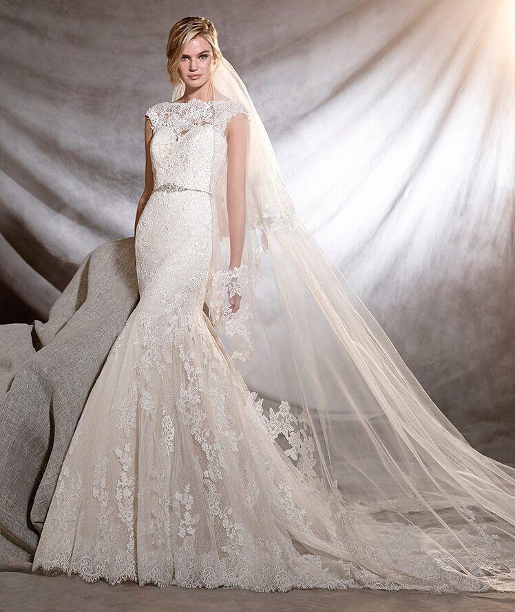 colección pronovias 2017 - ¡los mejores vestidos de novia! | wedding