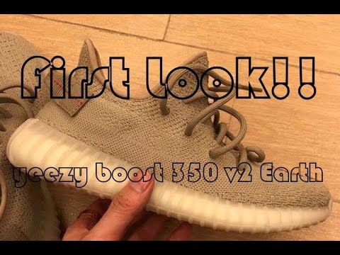 b06ee73382f1a First Look !! Yeezy Boost 350 V2