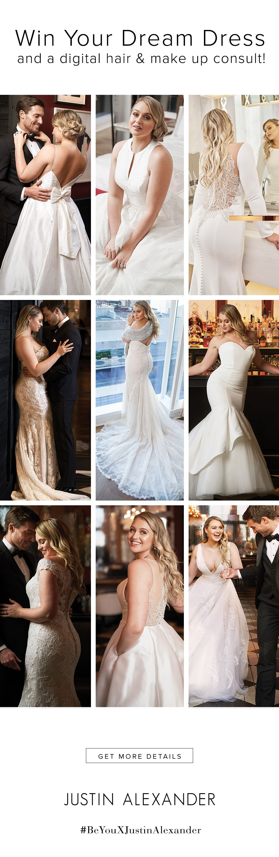 Sweepstakes alert! Iskra Lawrence is giving away a wedding dress ...