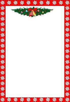 Free Christmas Menu Borders