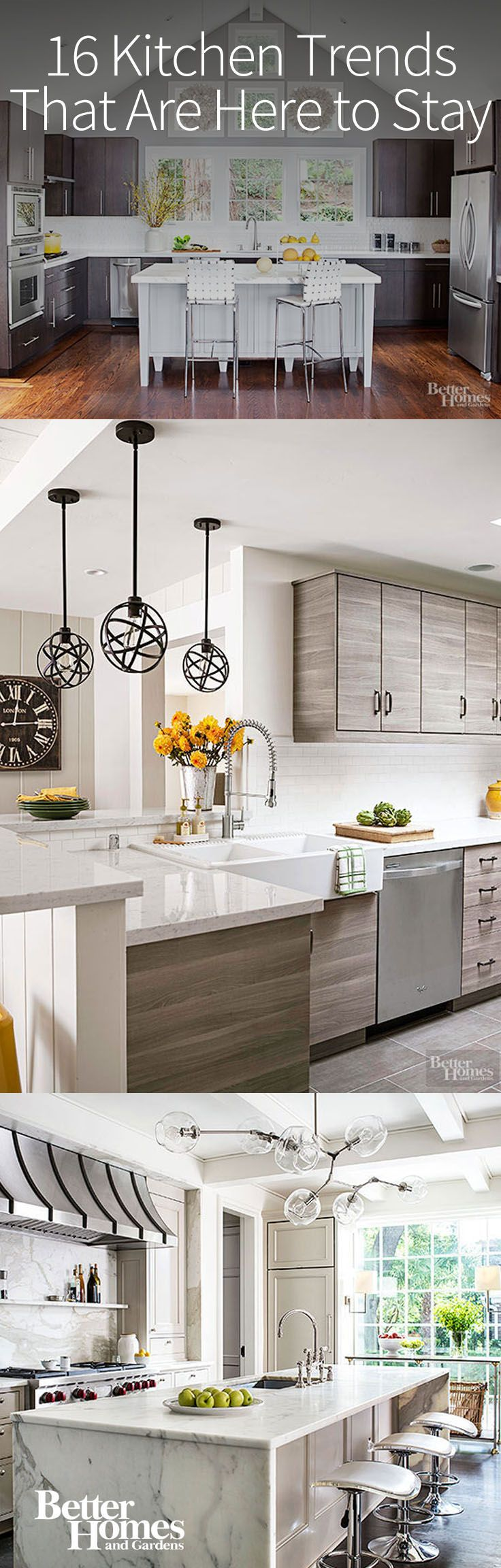 23 Timeless Kitchen Trends That Are Here To Stay Kitchen Trends Latest Kitchen Trends Home Decor Kitchen