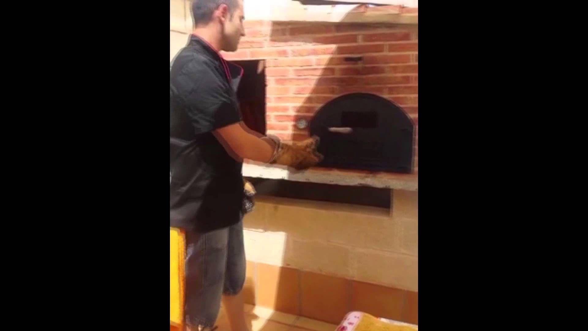 Horno le a receta en horno de barro sabrosas costillas - Cocinar en horno de lena ...