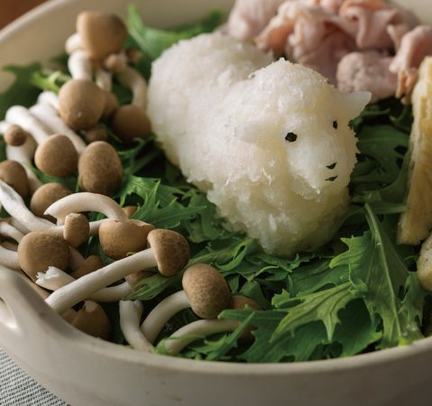 These Radish Animal Sculptures Are Almost Too Cute To Eat
