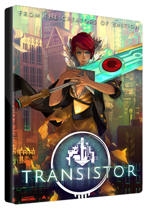 Transistor Video Game Artwork, Gameplay, Concept Art
