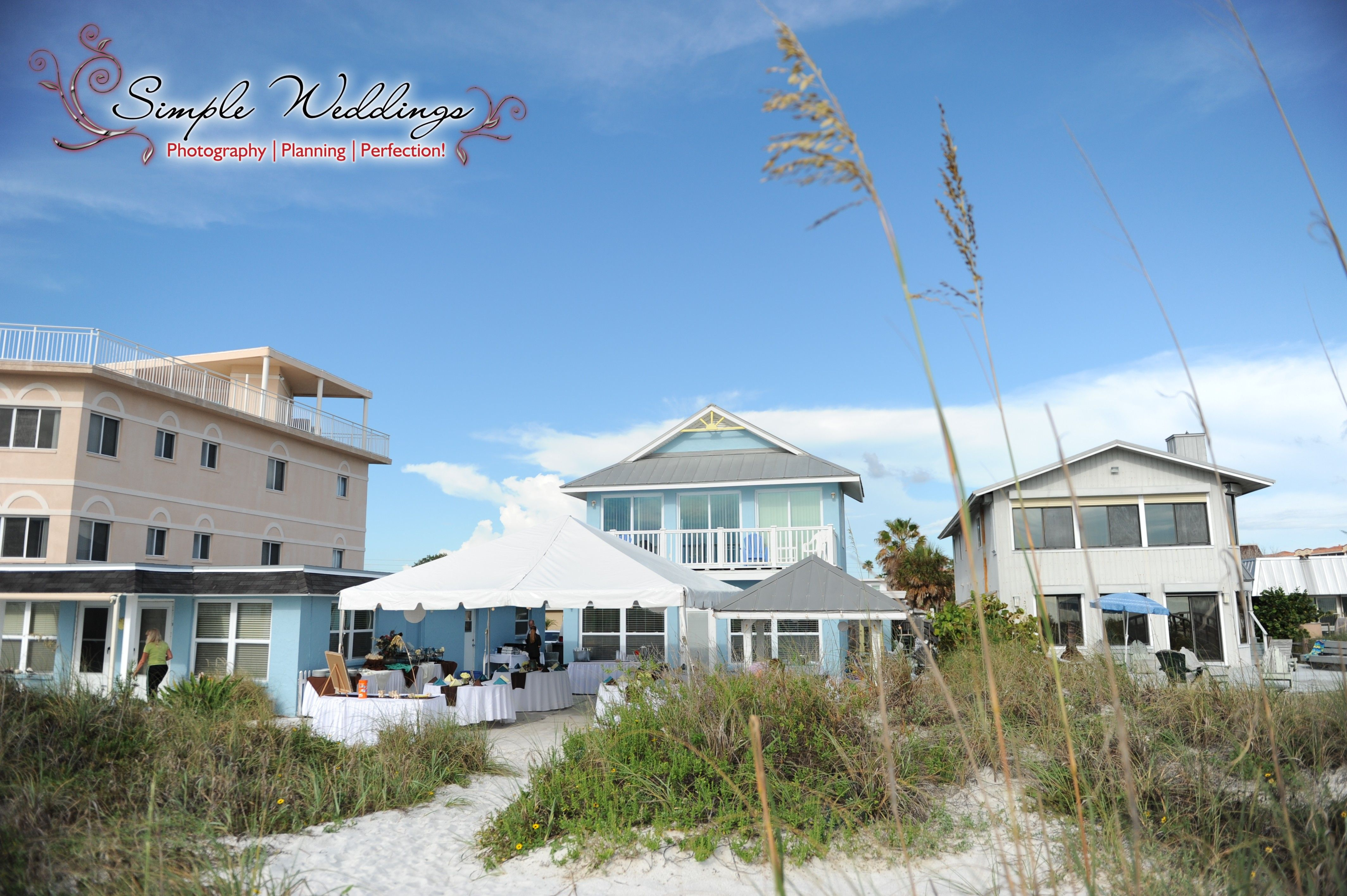 View Of The Serendipity Beach House