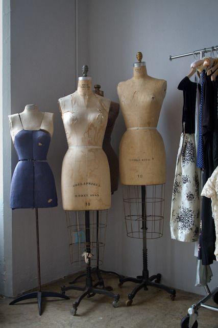 Vintage Dressforms
