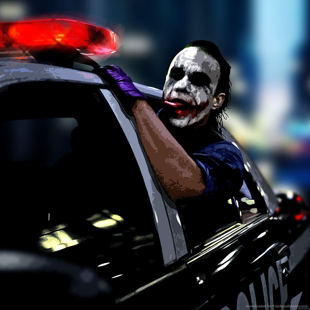 Joker Ipad Wallpaper - 0425