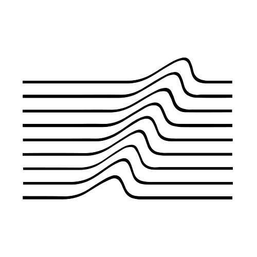Waves Tattoo - Semi-Permanent Tattoos by inkbox™