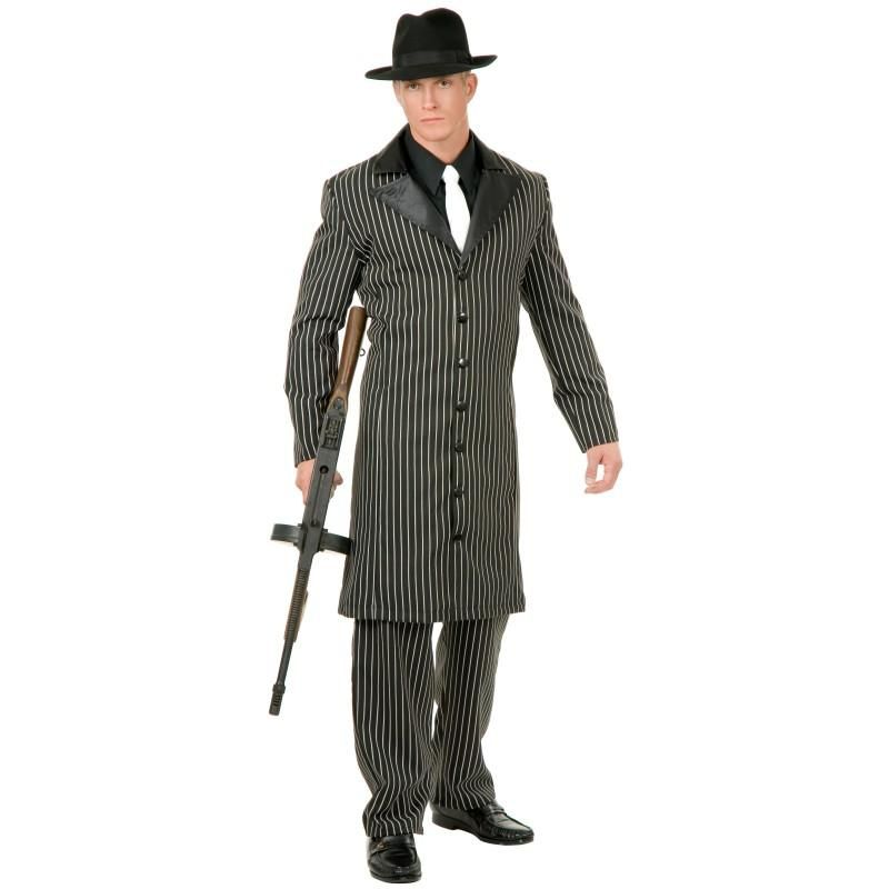 gangster costume for men perfect match with flapper dress for women 10 themed historical - Halloween Mobster Costumes