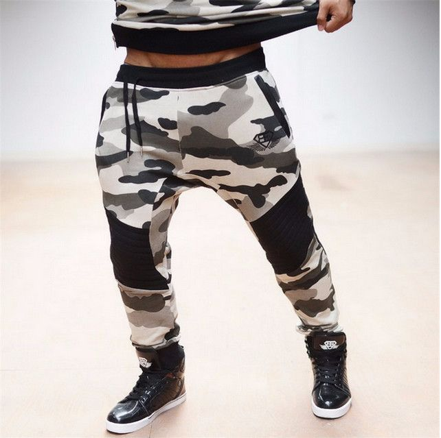 aa944d98628dd Mens Camouflage Joggers