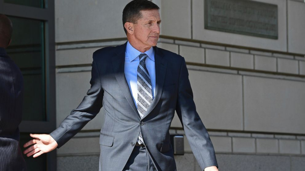 Flynn stumps for GOP candidates while awaiting sentencing.  Today's GOP loves criminals...as long as they're their criminal.