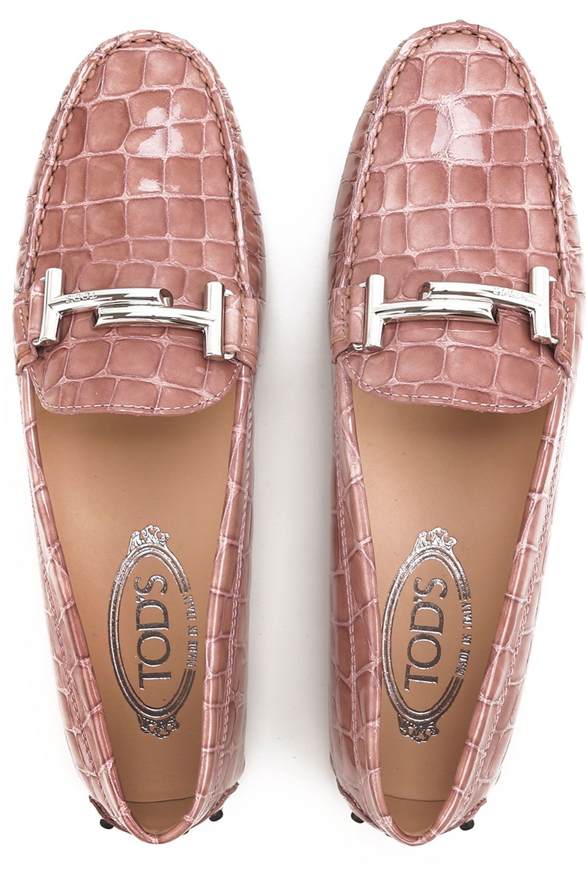 8ee150869fa68 Tod's Shoes for Women and Loafers from the Current Collection. Find Tods  Shoes by J.P.