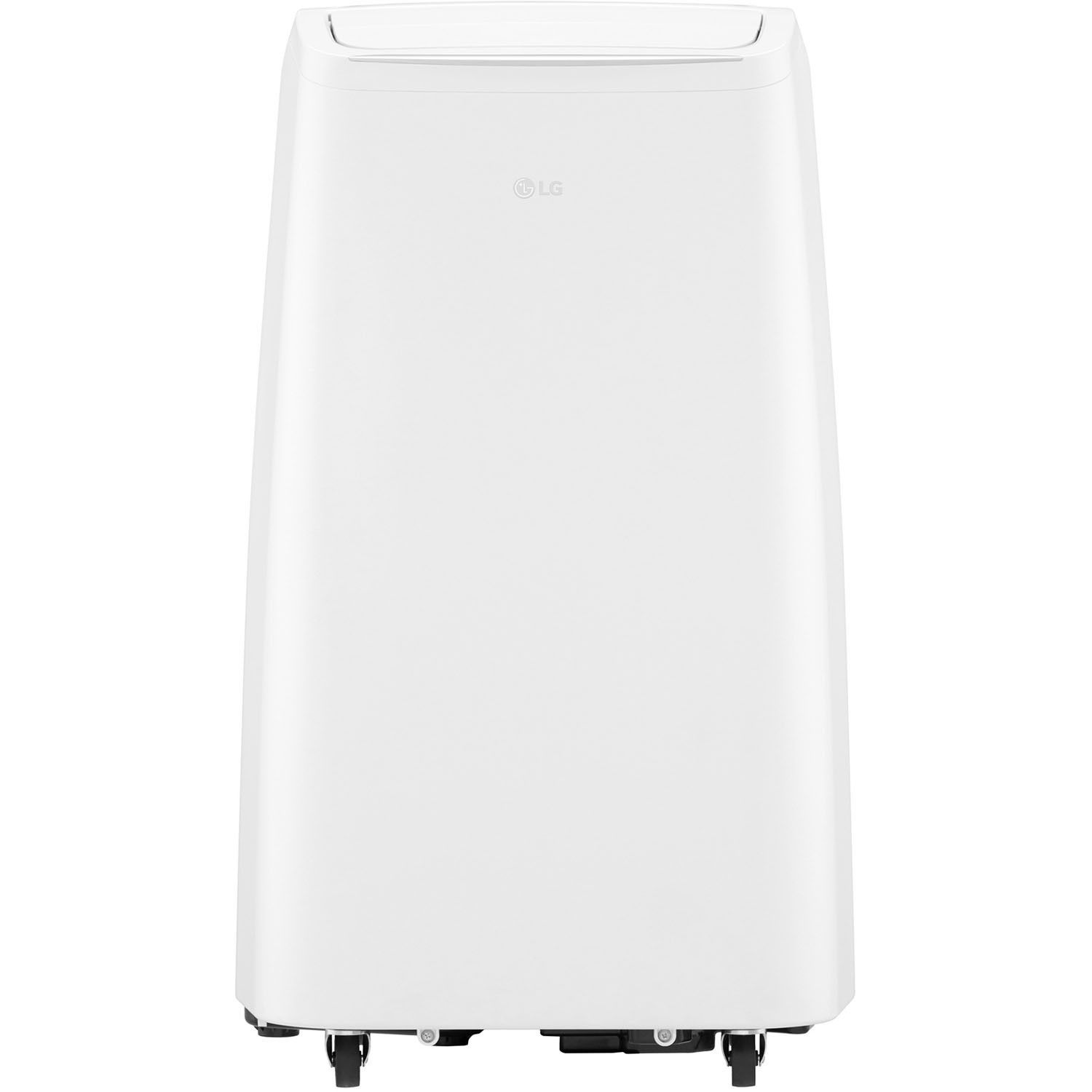 115V Portable Air Conditioner with Remote Control in White ...