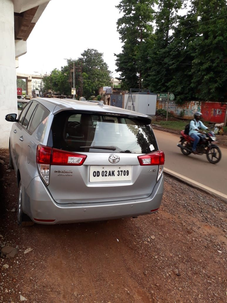 Used Innova Crysta For Sale In Angul Odisha Bhubaneswar At