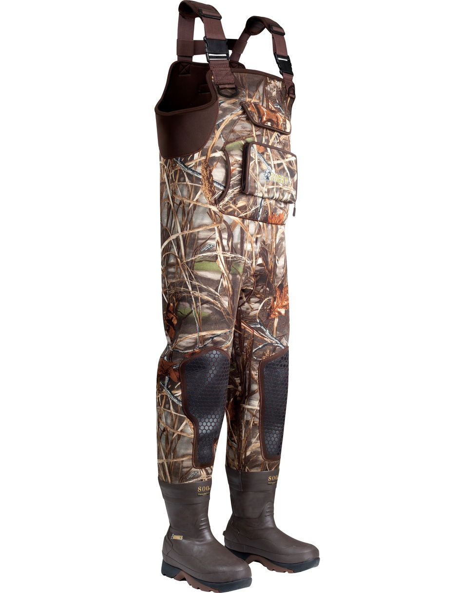 under armour hunting waders