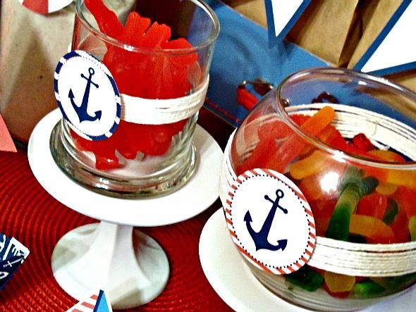 Birthday Party Ideas Sail Away Nautical Theme PartiesNautical FoodNautical