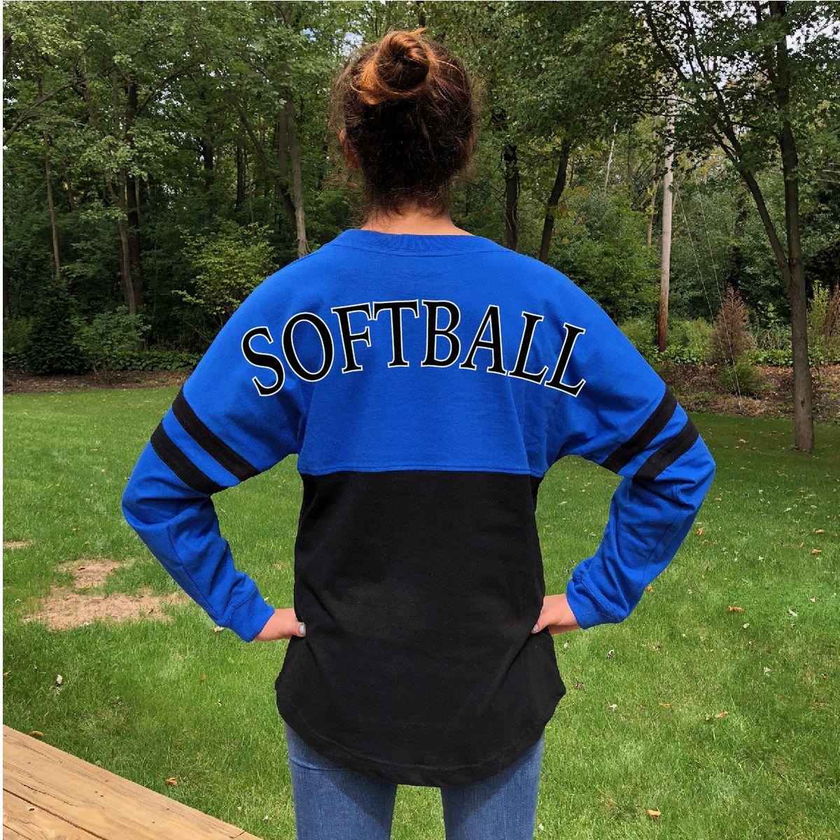 Girls Softball Spirit Jerseys Softball outfits, Spirit