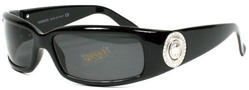 967f4f79792 Versace VE 4044B Sunglasses Styles Black Frame Gray Lenses     More info  could be found at the image url.