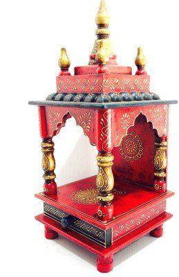 Du0027Dass Home Temple / Wooden Temple/ Pooja Mandir / Pooja .