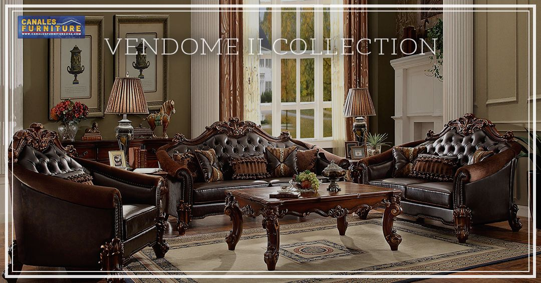 No Way Will The Elaborate Wood Carving And Sophisticated Style Be  Overlooked. Canales Is Committed To The Lowest Prices For This ...
