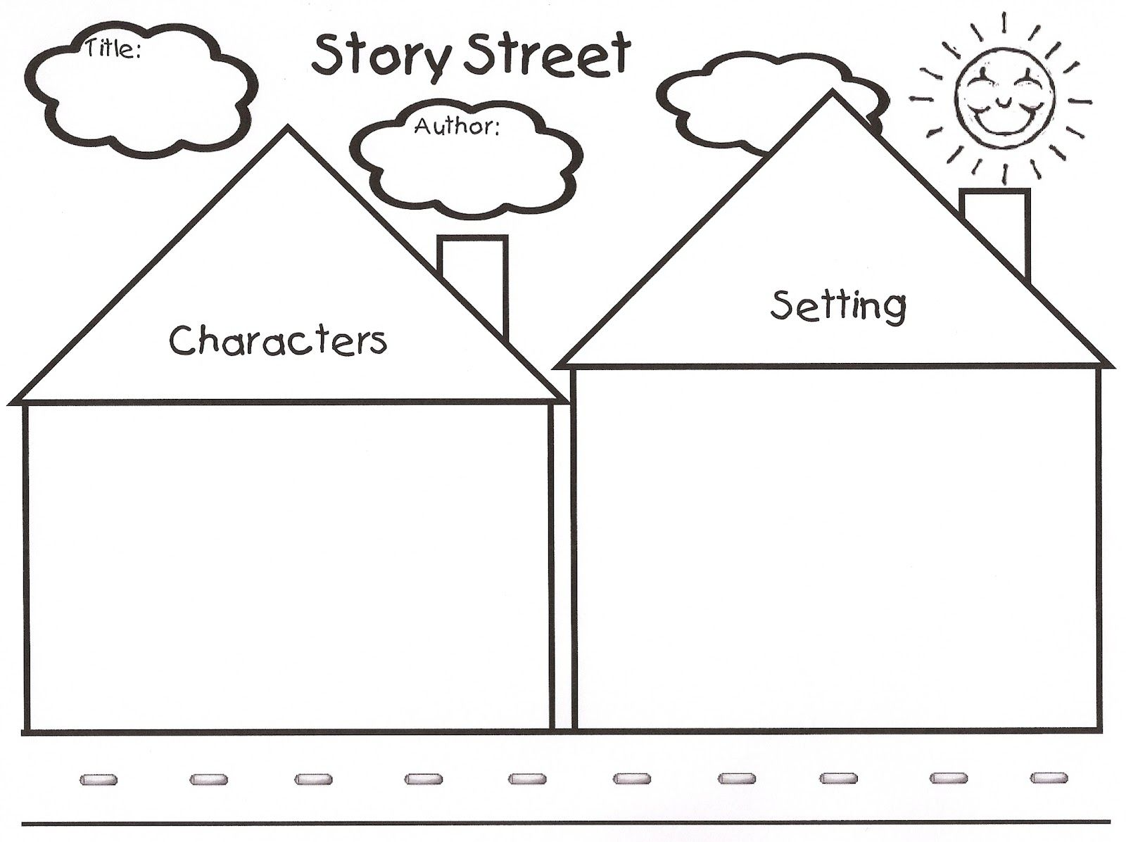 Worksheets Kindergarten Story totally terrific in texas reading teaching pinterest story elements