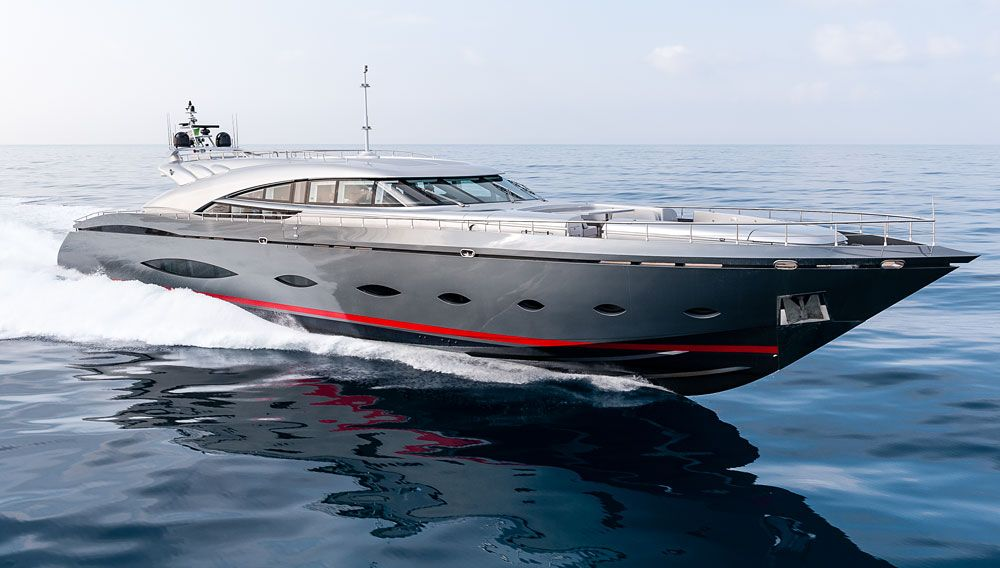 Ab Yachts One Of The Shipyards Of Italy S Fipa Group Recently