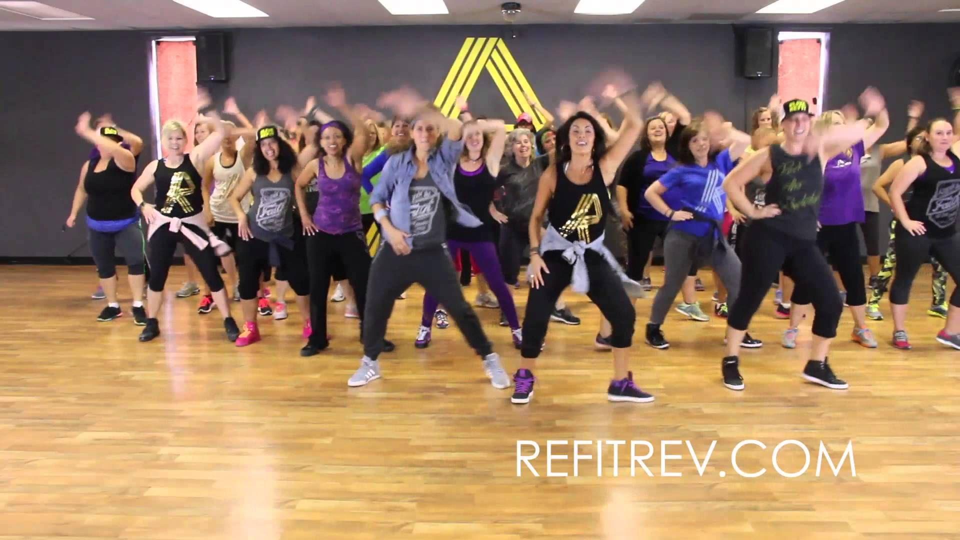 "REFIT® Revolution: ""Do LIfe Big"" by Jamie Grace"