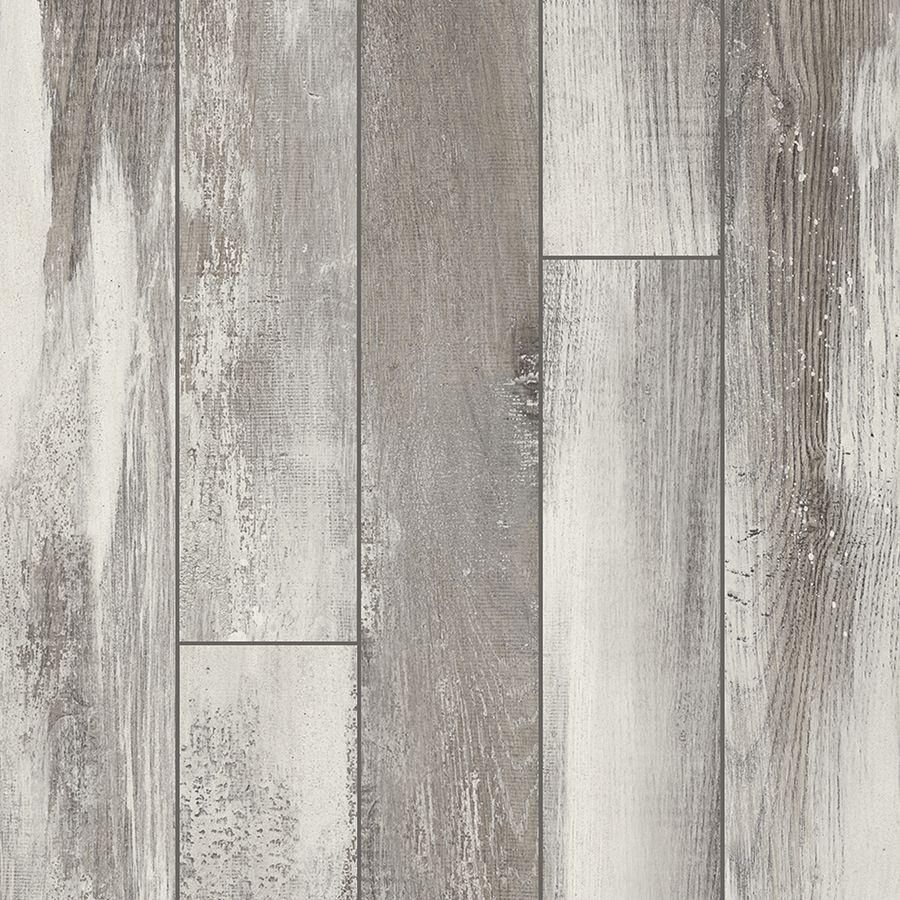 Pergo Portfolio 5.23in W x 3.93ft L Iceland Oak Grey