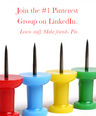 Join the Pinterest Networking Group. Please re-pin and invite your friends. ;^D  http://www.linkedin.com/groups/Pinterest-Networking-Group-4203053