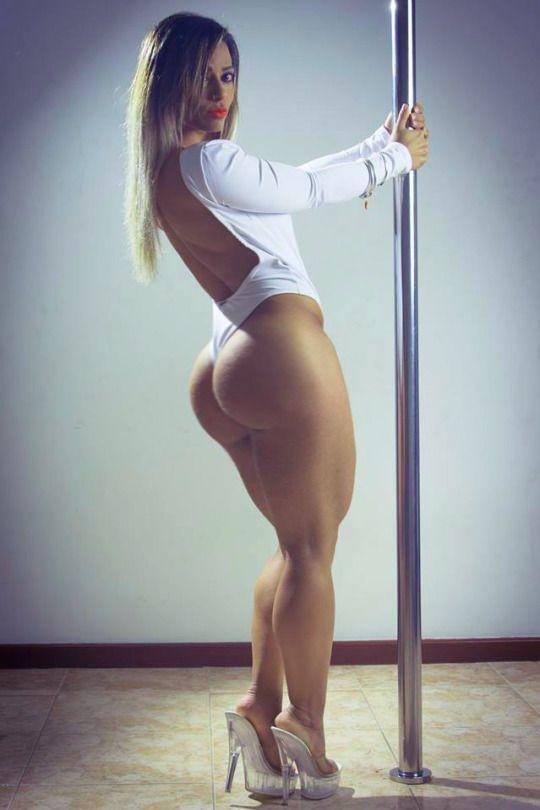 Big Fit Ass Strip Eye Pleasuring Athletic Bodies
