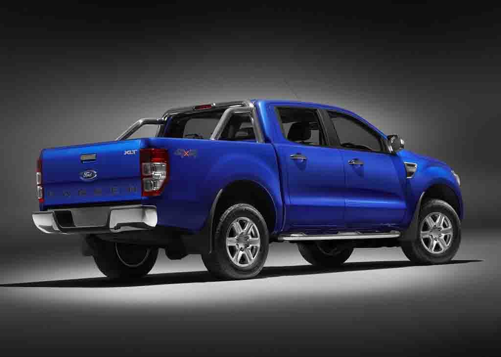 All New Ford Ranger Compact Pickup Truck Revealed But Its Not For U
