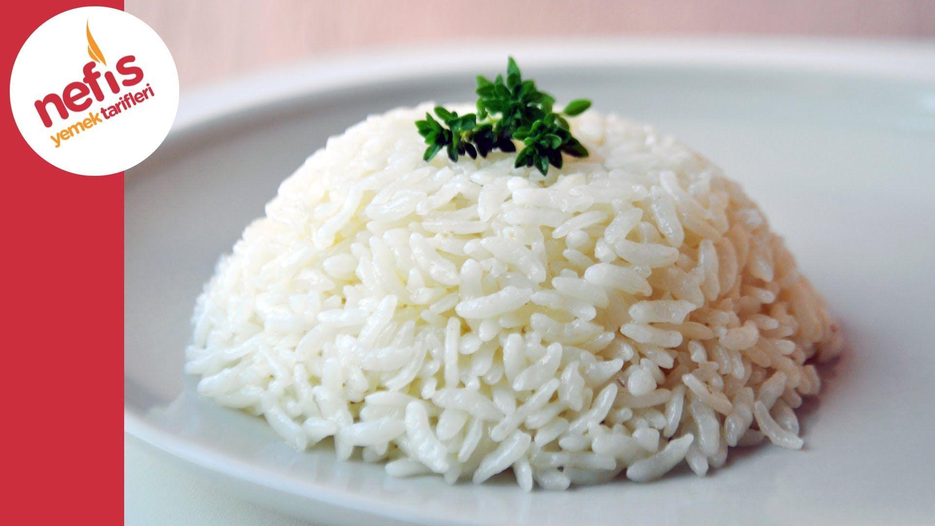 Şehriyeli Pirinç Pilavı Nasıl Yapılır Videosu