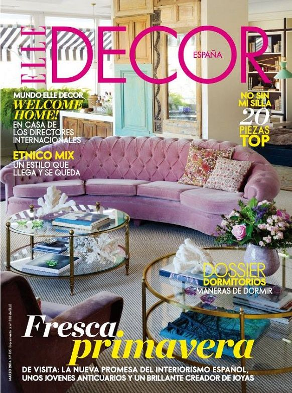 Best Interior Design Elle Decor International