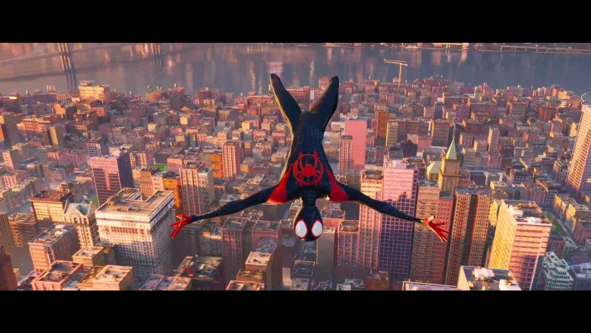 Nuevo Trailer De Spider Man Un Nuevo Universo Peliculas De Spiderman Spider Man Man