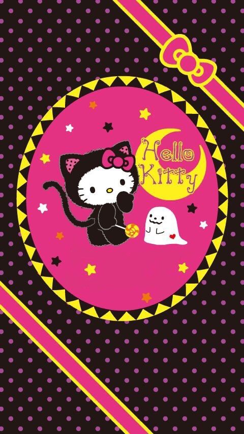 來自 MJ 的圖片 in 2020 | Hello kitty halloween, Hello kitty ...