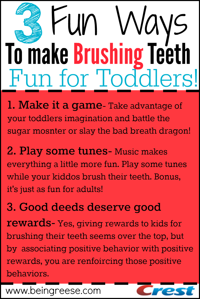 3 Fun Ways To Make Brushing Teeth Exciting For Toddlers More Tips A Healthy