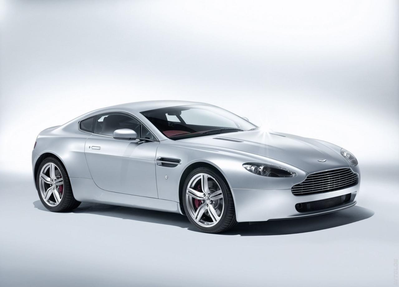 2009 Aston Martin V8 Vantage Aston Martin Aston Martin V8 Aston Martin Vantage